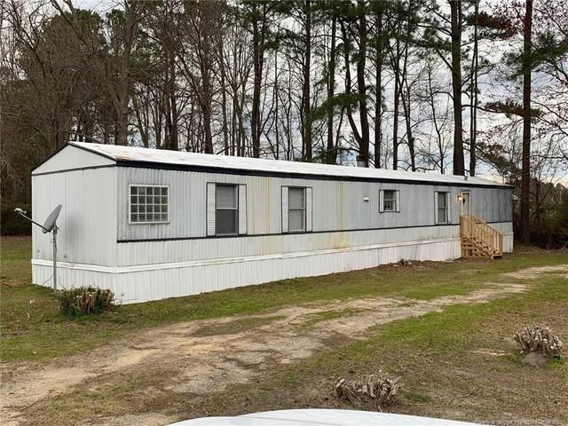 608 Briarcliff Lane, Lumberton, NC 28358 (MLS #627657) :: Weichert Realtors, On-Site Associates