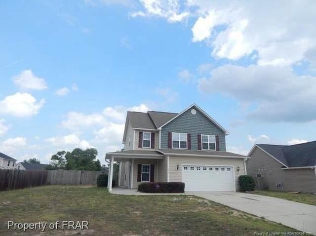 3617 Crosswinds Drive, Hope Mills, NC 28348 (MLS #627667) :: Weichert Realtors, On-Site Associates