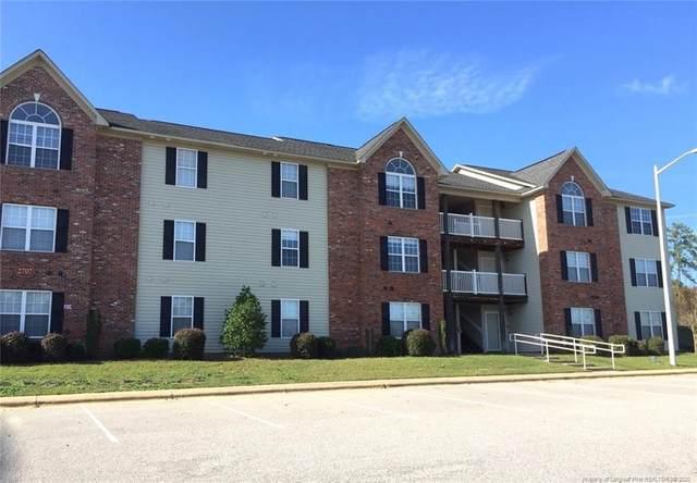 2711-8 Kentberry Avenue, Fayetteville, NC 28301 (MLS #627673) :: Weichert Realtors, On-Site Associates