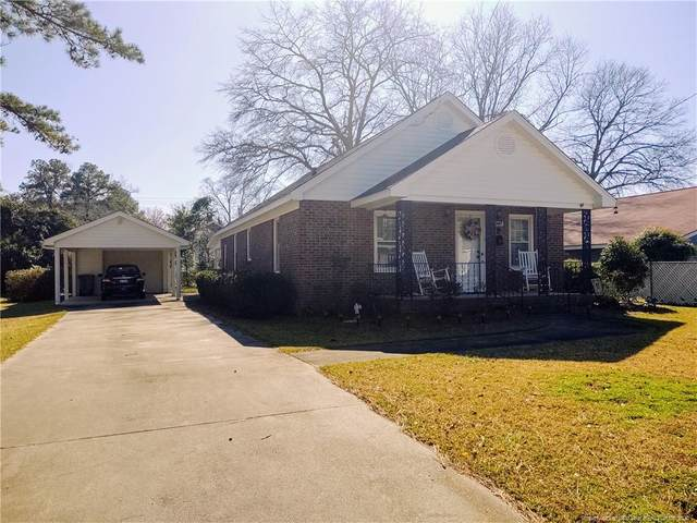 307 20th Street, Lumberton, NC 28358 (MLS #627675) :: Weichert Realtors, On-Site Associates