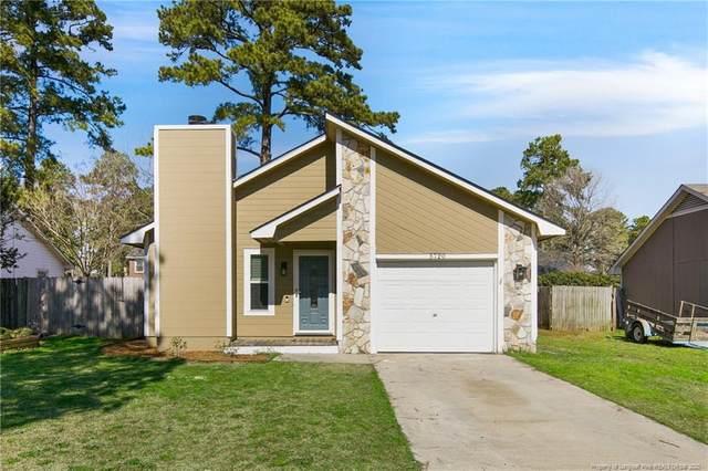 5720 Pepperbush Drive, Fayetteville, NC 28304 (MLS #627680) :: Weichert Realtors, On-Site Associates