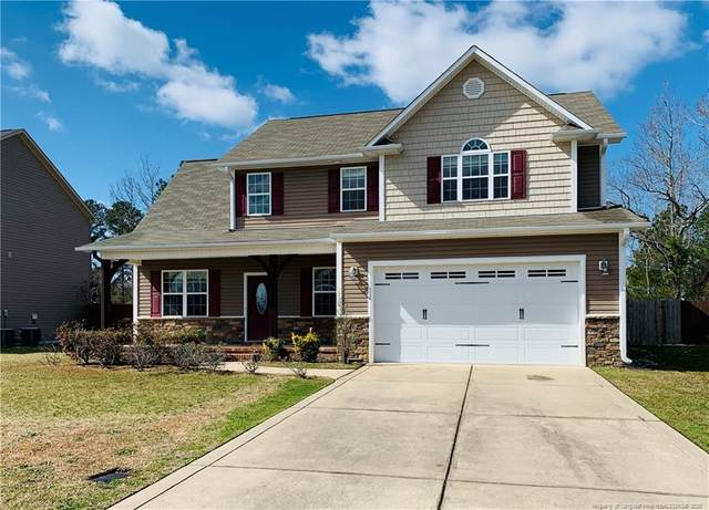 4116 Pleasantburg Drive, Fayetteville, NC 28312 (MLS #627682) :: Weichert Realtors, On-Site Associates