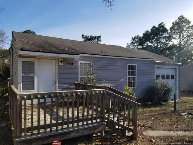 1321 Davis Street, Fayetteville, NC 28311 (MLS #627695) :: The Signature Group Realty Team