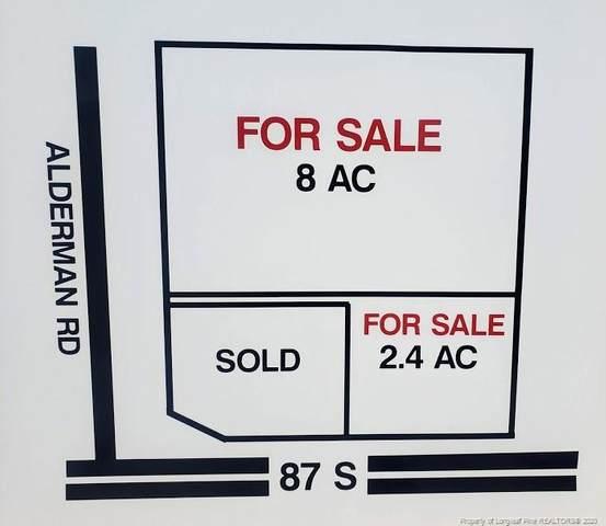 Alderman Road, Fayetteville, NC 28306 (MLS #627714) :: Weichert Realtors, On-Site Associates
