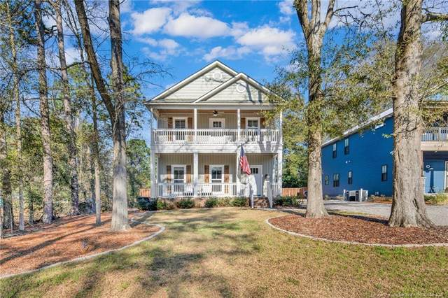 425 W Vermont Avenue, Southern Pines, NC 28387 (MLS #627716) :: Weichert Realtors, On-Site Associates