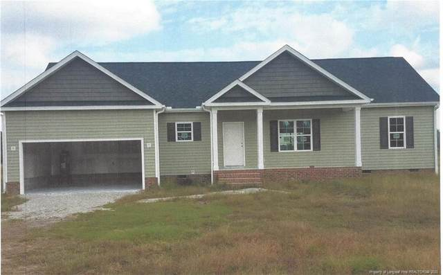 TBD Kotata Avenue, Bunnlevel, NC 28323 (MLS #627740) :: Weichert Realtors, On-Site Associates