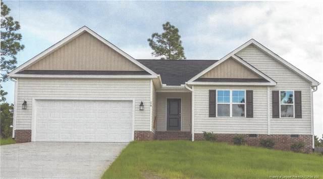 TBD Kotata Avenue, Bunnlevel, NC 28323 (MLS #627743) :: Weichert Realtors, On-Site Associates