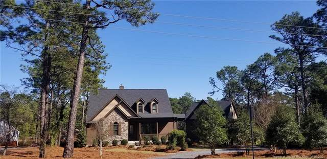 545 Central Drive, Southern Pines, NC 28387 (MLS #627777) :: Weichert Realtors, On-Site Associates