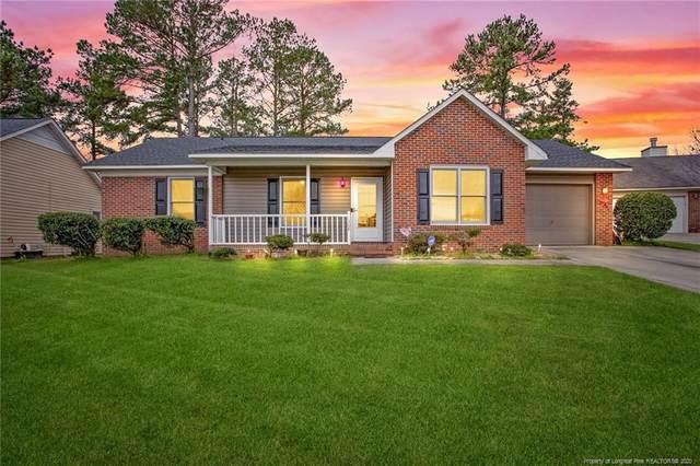 1308 Carolee Court, Fayetteville, NC 28314 (MLS #627852) :: Weichert Realtors, On-Site Associates