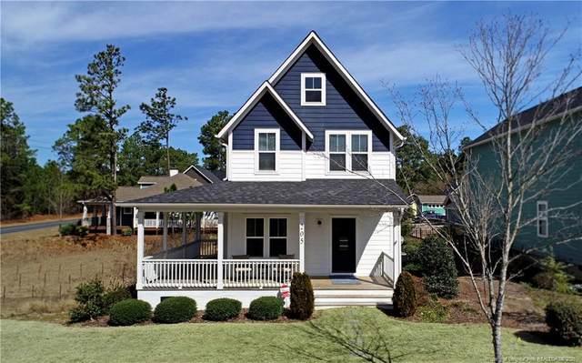 205 Springwood Way, Southern Pines, NC 28387 (MLS #627855) :: Weichert Realtors, On-Site Associates