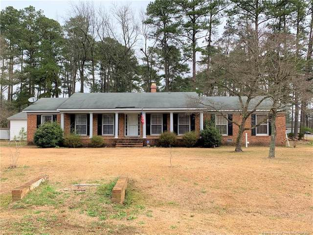404 Old Farm Road, Raeford, NC 28376 (MLS #627867) :: Weichert Realtors, On-Site Associates