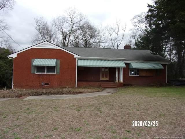1708 Ramsey Street, Fayetteville, NC 28301 (MLS #627887) :: Weichert Realtors, On-Site Associates