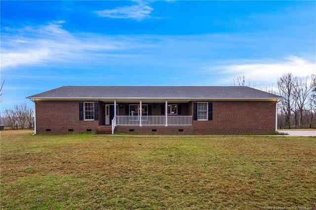 5896 Tabor Church Road, Fayetteville, NC 28312 (MLS #627900) :: Weichert Realtors, On-Site Associates