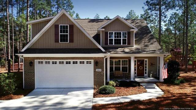140 Deerwood Lane, Pinehurst, NC 28374 (MLS #627909) :: Weichert Realtors, On-Site Associates