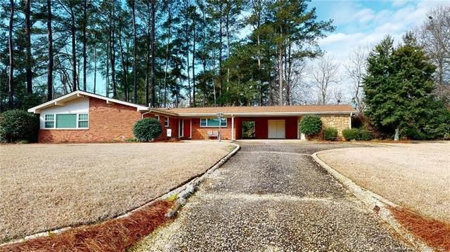 1119 Asbury Road, Eastover, NC 28312 (MLS #627927) :: Weichert Realtors, On-Site Associates