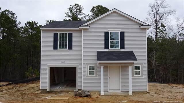 595 Wood Point (Lot 402) Drive, Lillington, NC 27546 (MLS #627946) :: Weichert Realtors, On-Site Associates