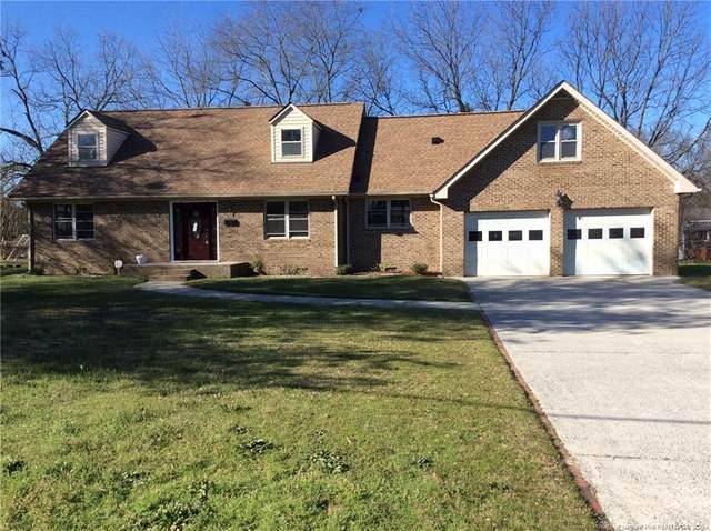 2212 Dalrymple Street, Sanford, NC 27332 (MLS #627959) :: Weichert Realtors, On-Site Associates