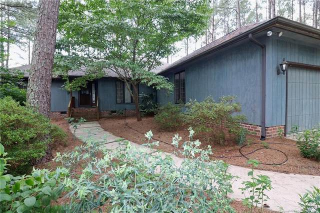 16662 Rabbit Run Court, Wagram, NC 28396 (MLS #627984) :: Weichert Realtors, On-Site Associates