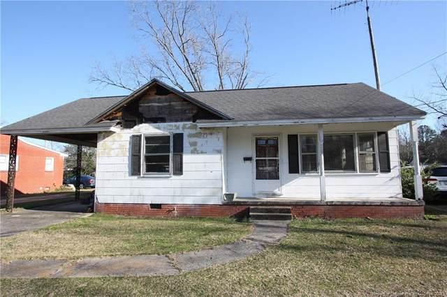 200 N Edinborough Street, Red Springs, NC 28377 (MLS #628009) :: Weichert Realtors, On-Site Associates