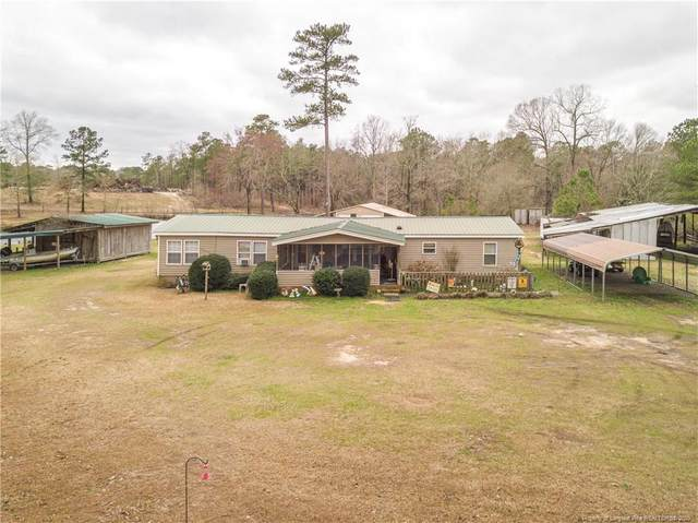 2500 & 1880 Pendergrass Road, Raeford, NC 28376 (MLS #628013) :: Weichert Realtors, On-Site Associates