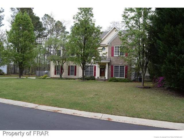 2917 Wycliffe Court, Fayetteville, NC 28306 (MLS #628063) :: Weichert Realtors, On-Site Associates
