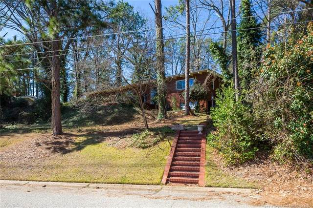 1804 Lakeshore Drive, Fayetteville, NC 28305 (MLS #628144) :: The Signature Group Realty Team