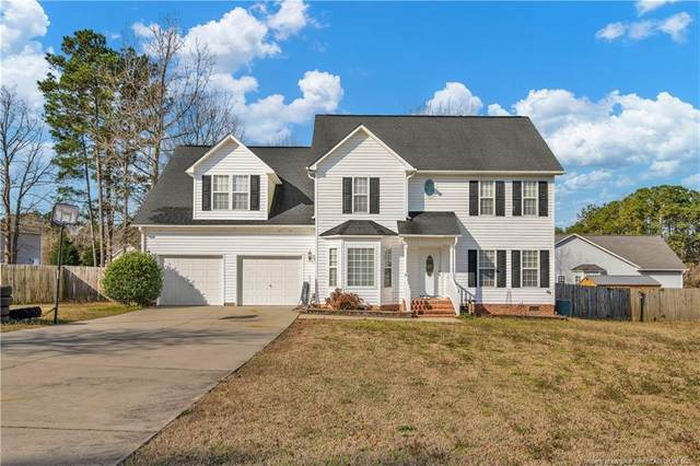 685 Crystal Spring Drive, Sanford, NC 27332 (MLS #628202) :: Weichert Realtors, On-Site Associates