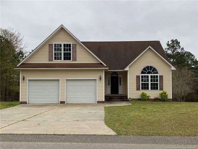 829 Pepperwood Drive, Fayetteville, NC 28311 (MLS #628214) :: Weichert Realtors, On-Site Associates