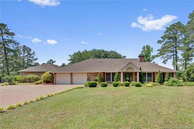 115 Bayshore Drive, Parkton, NC 28371 (MLS #628216) :: The Signature Group Realty Team