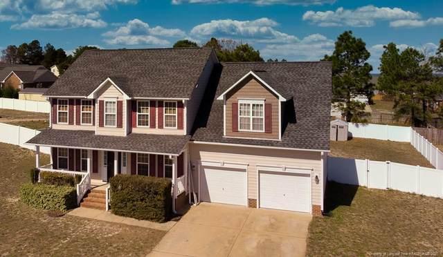 51 Silverthorne Drive, Sanford, NC 27332 (MLS #628240) :: Weichert Realtors, On-Site Associates