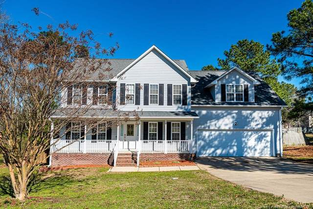 95 Cresthaven Drive, Sanford, NC 27332 (MLS #628279) :: Weichert Realtors, On-Site Associates