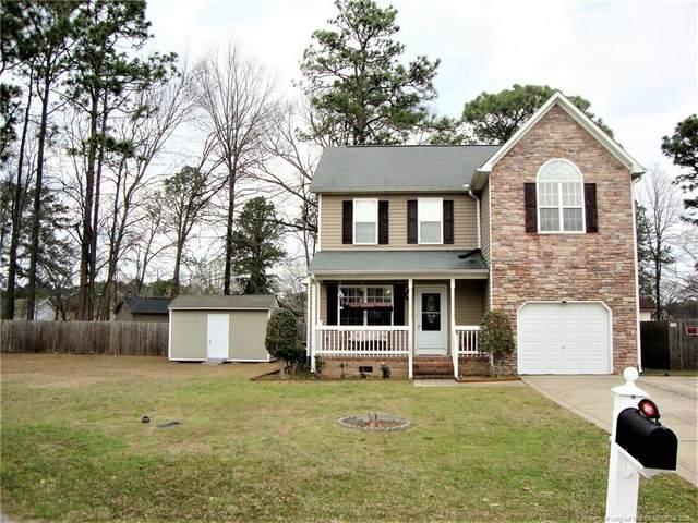 1607 Silver Ridge Court, Fayetteville, NC 28304 (MLS #628326) :: Weichert Realtors, On-Site Associates