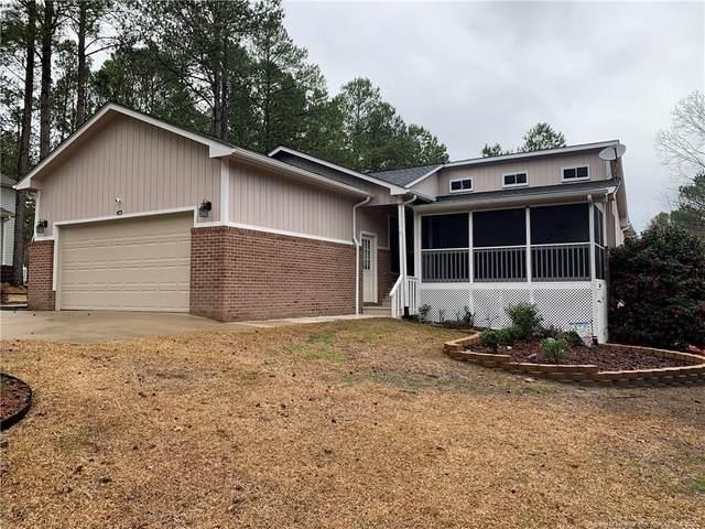 95 Meadow Spring Drive, Sanford, NC 27332 (MLS #628371) :: Weichert Realtors, On-Site Associates