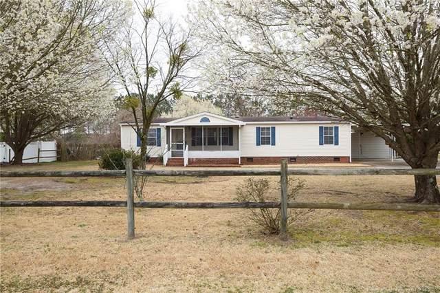 4324 Frontier Avenue, Fayetteville, NC 28312 (MLS #628448) :: Weichert Realtors, On-Site Associates