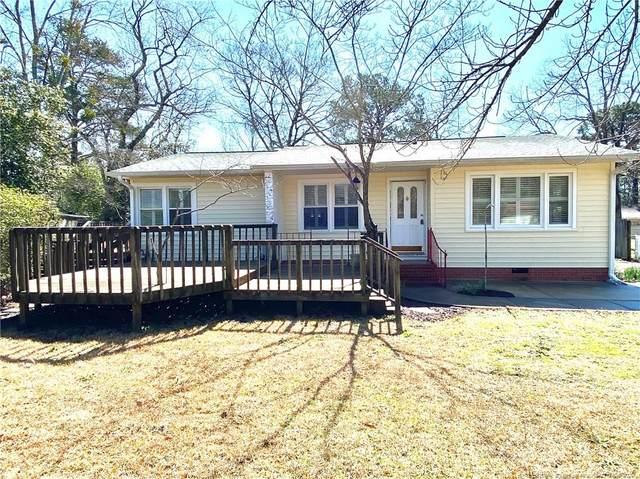 1005 Hemlock Drive, Fayetteville, NC 28304 (MLS #628450) :: Weichert Realtors, On-Site Associates