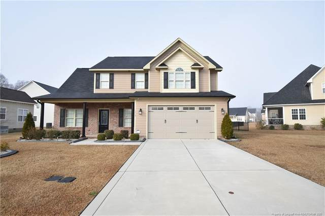 1716 Bluffside Drive, Fayetteville, NC 28312 (MLS #628473) :: Weichert Realtors, On-Site Associates