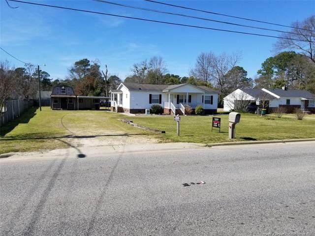 2612 Hope Mills Road, Fayetteville, NC 28306 (MLS #628476) :: Weichert Realtors, On-Site Associates