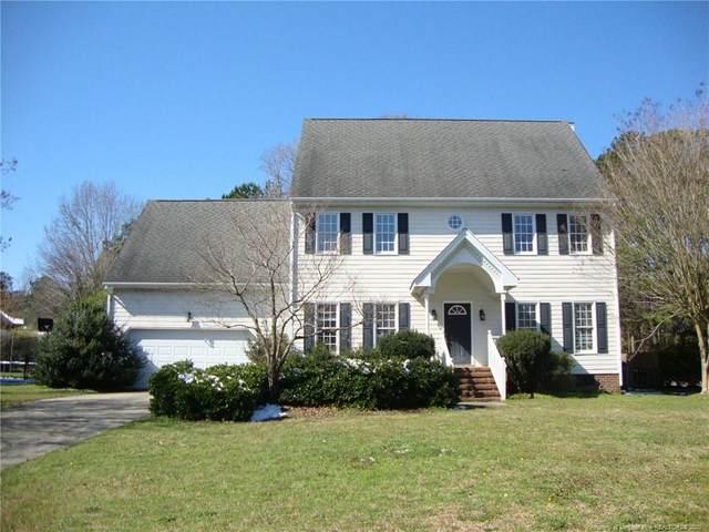 205 Creekside Drive, Goldsboro, NC 27534 (MLS #628575) :: Weichert Realtors, On-Site Associates
