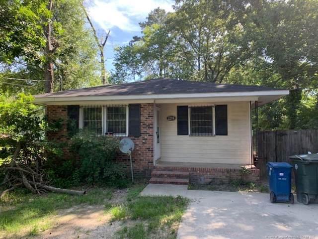 2204 Greensboro Street, Fayetteville, NC 28301 (MLS #628618) :: Weichert Realtors, On-Site Associates