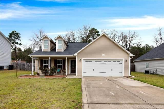 518 Hammond Farms Road, Hope Mills, NC 28348 (MLS #628631) :: Weichert Realtors, On-Site Associates