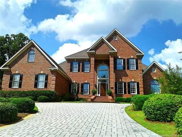460 Willow Bend Lane, Fayetteville, NC 28303 (MLS #628635) :: Weichert Realtors, On-Site Associates