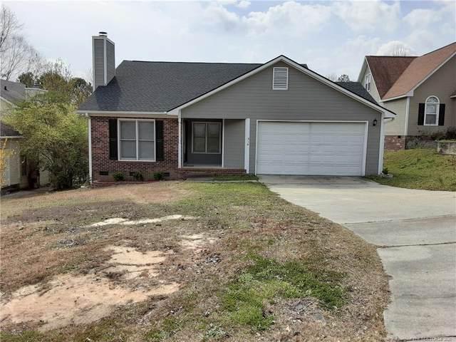 316 Nettletree Lane, Fayetteville, NC 28301 (MLS #628644) :: Weichert Realtors, On-Site Associates
