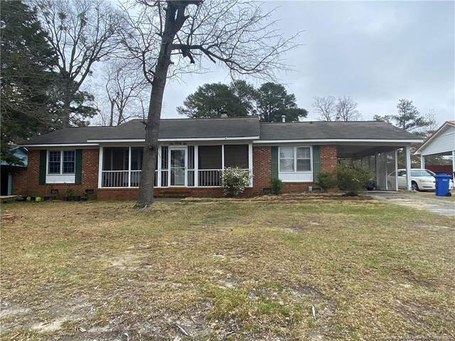 256 Ramona Drive, Fayetteville, NC 28303 (MLS #628649) :: The Signature Group Realty Team