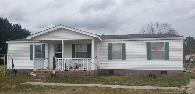 3979 W Frontier Avenue, Fayetteville, NC 28312 (MLS #628659) :: Weichert Realtors, On-Site Associates
