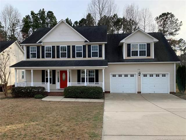 256 Marquis Drive, Cameron, NC 28326 (MLS #628678) :: The Signature Group Realty Team