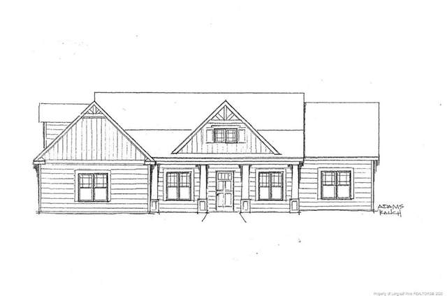 6277 New Hope Church (Lot 8) Road, Wade, NC 28395 (MLS #628725) :: Weichert Realtors, On-Site Associates