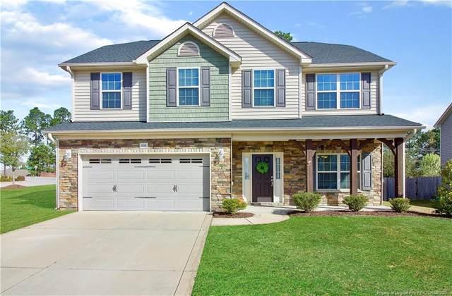 1116 Ronald Reagan Drive, Fayetteville, NC 28311 (MLS #628741) :: Weichert Realtors, On-Site Associates