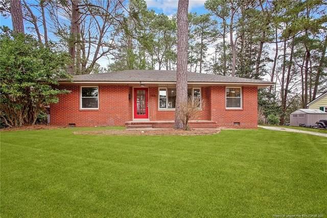 1826 Mcgougan Road, Fayetteville, NC 28303 (MLS #628749) :: Weichert Realtors, On-Site Associates