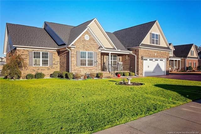 380 Cheswick Drive, Raeford, NC 28376 (MLS #628795) :: Weichert Realtors, On-Site Associates