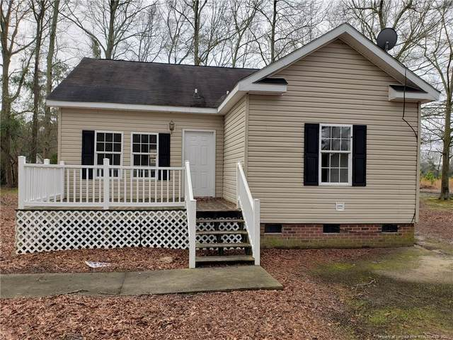 119 Clarks Drive, Maxton, NC 28364 (MLS #628810) :: The Signature Group Realty Team